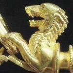 Detalle del Lobo de la fíbula de Braganza (Perea et al 2011: 61 y 39).