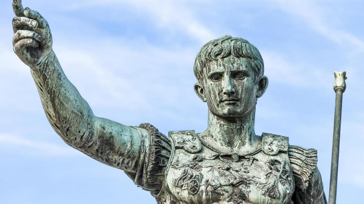 Roma y lo Bárbaros: Metafísica del Imperio