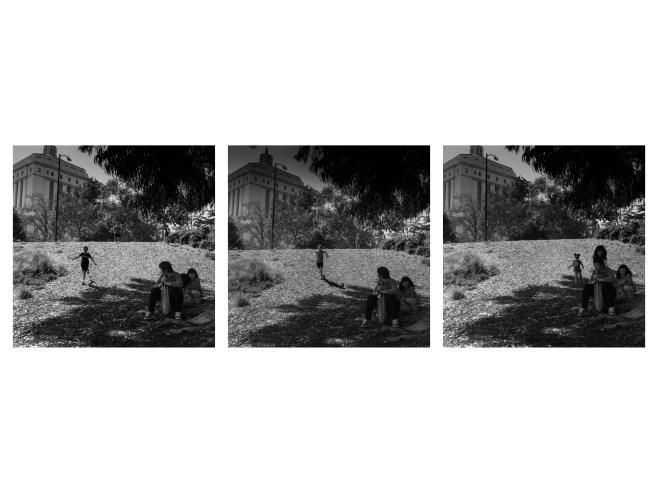 Cheap Thrills IV (Sequence Series), Oakland CA, Summer 2016.