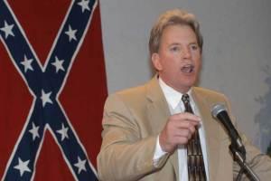 David Duke - former Grand Wizard of the KKK