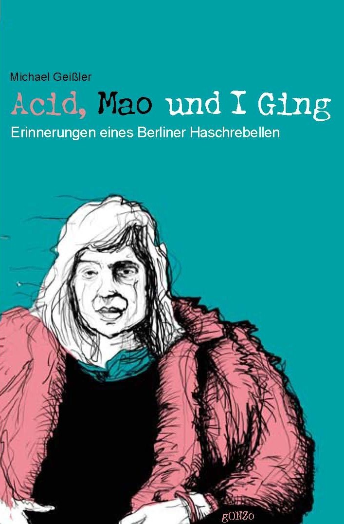 "Cover ""Acid, Mao und I Ging"""