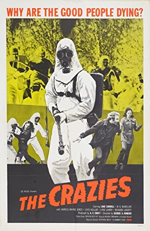 THE CRAZIES – MOVIE – 1973