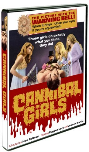 CANNIBAL GIRLS – DER FILM MIT DER WARNGLOCKE – FILME – 1973
