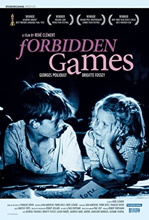 FORBIDDEN GAMES – MOVIE – 1952