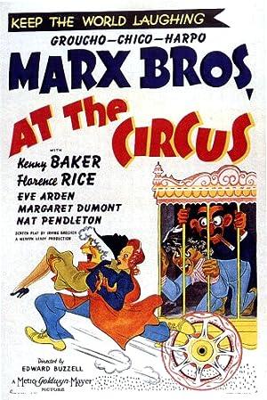 OS IRMãOS MARX NO CIRCO – FILME – 1939