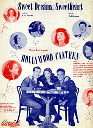 HOLLYWOOD CANTEEN – FILM – 1944