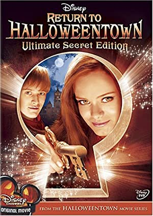 RETURN TO HALLOWEENTOWN – MOVIE – 2006