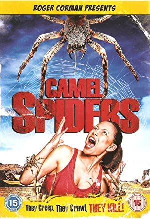 CAMEL SPIDERS – ANGRIFF DER MONSTERSPINNEN  – FILME – 2011