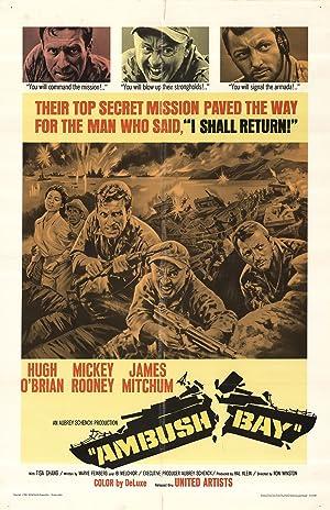 A BAIA DA EMBOSCADA – FILME – 1966