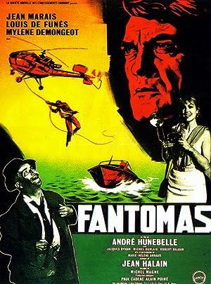 FANTOMAS – MOVIE – 1964