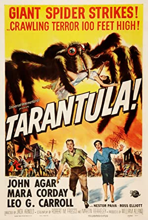 TARANTULA – MOVIE – 1955