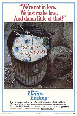 THE HAPPY ENDING – MOVIE – 1969