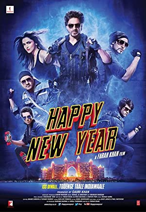 HAPPY NEW YEAR – MOVIE – 2014