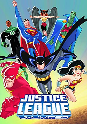 JUSTICE LEAGUE UNLIMITED              – SERIADO (SÉRIE) – 2004–2006