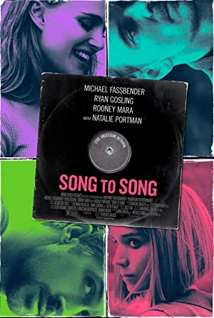 SONG TO SONG  – FILM – 2017