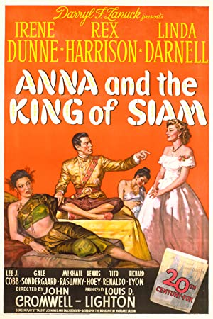 ANNA AND THE KING OF SIAM – MOVIE – 1946