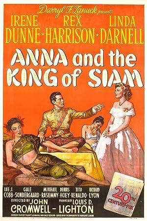 ANNA E O REI DO SIãO – FILME – 1946