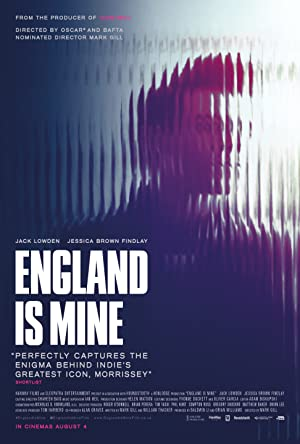 ENGLAND IS MINE – MOVIE – 2017