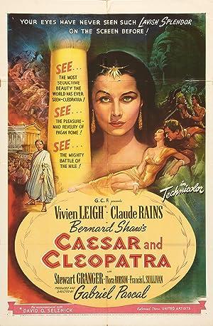 Цезарь и Клеопатра – Фильм – 1945