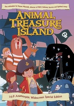 ANIMAL TREASURE ISLAND – أفلام – 1971