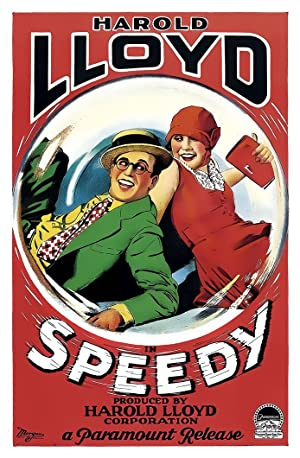 SPEEDY – MOVIE – 1928