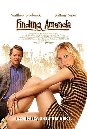 PROCURANDO AMANDA – FILME – 2008