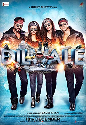 DILWALE – FILME – 2015