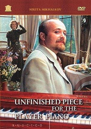 UNVOLLENDETE PARTITUR FüR EIN MECHANISCHES KLAVIER – ταινία – 1977