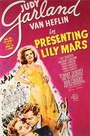 PRESENTING LILY MARS – أفلام – 1943