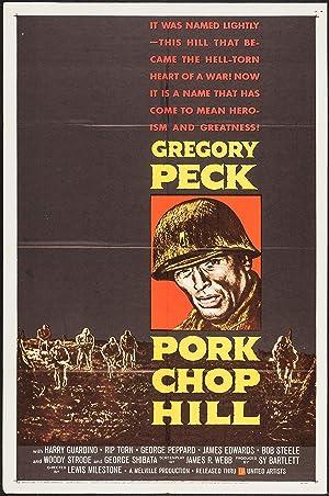 PORK CHOP HILL – MOVIE – 1959