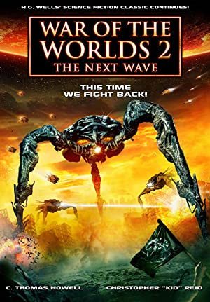 WAR OF THE WORLDS: FINAL INVASION  – FILM – 2008