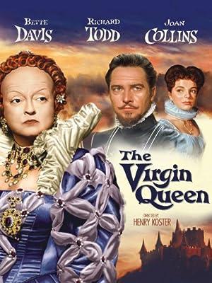 THE VIRGIN QUEEN – MOVIE – 1955