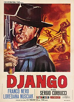 DJANGO – MOVIE – 1966