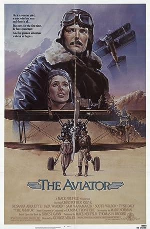 THE AVIATOR – MOVIE – 1985