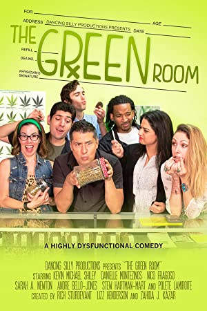 THE GREEN ROOM – SERIALE – 2016–