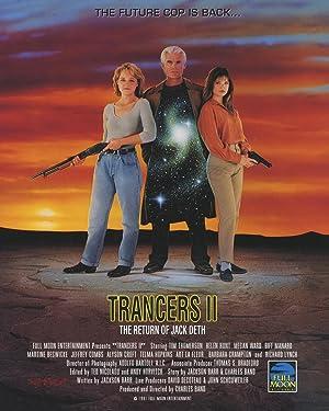 TRANCERS II – FILM – 1991