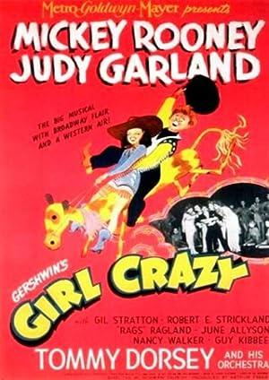 GIRL CRAZY – FILM – 1943