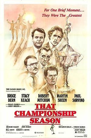 CHAMPIONS – FILM – 1982