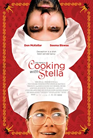 COOKING WITH STELLA – FILME – 2009