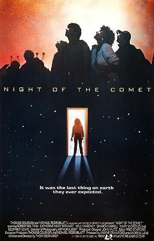 NIGHT OF THE COMET – MOVIE – 1984