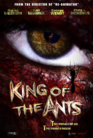 KING OF THE ANTS – FILM – 2003