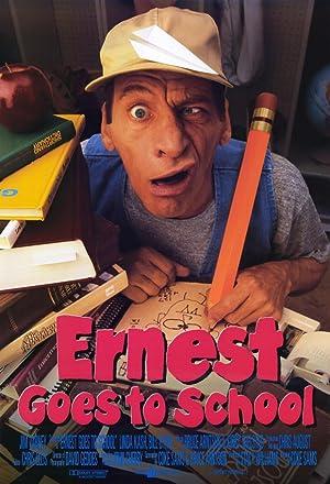 ERNEST VAI PARA A ESCOLA – FILME – 1994