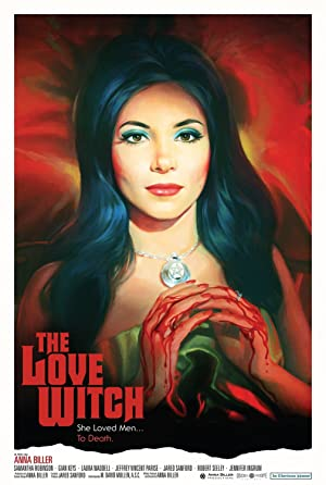 THE LOVE WITCH – PEL·LÍCULA – 2016