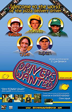 DRIVERS WANTED – FILM – 2005
