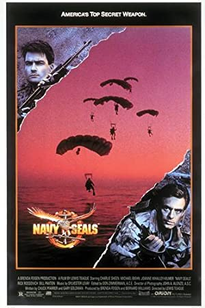 NAVY SEALS – MOVIE – 1990