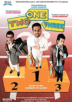 ONE TWO THREE – FILME – 2008