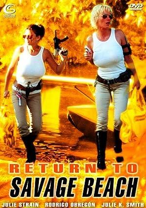 RETURN TO SAVAGE BEACH – FILME – 1998