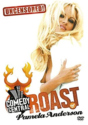 COMEDY CENTRAL ROAST OF PAMELA ANDERSON  – FILME – 2005