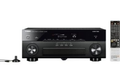 Yamaha Htr Bl Home Theater Receiver Manual
