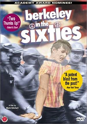 BERKELEY IN THE SIXTIES – DIE GEBURT DER 68ER BEWEGUNG – FILM – 1990